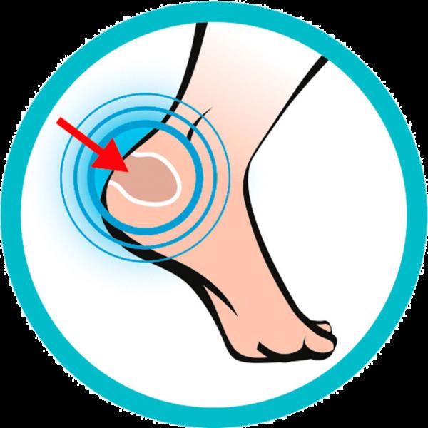 Sidas foot protector